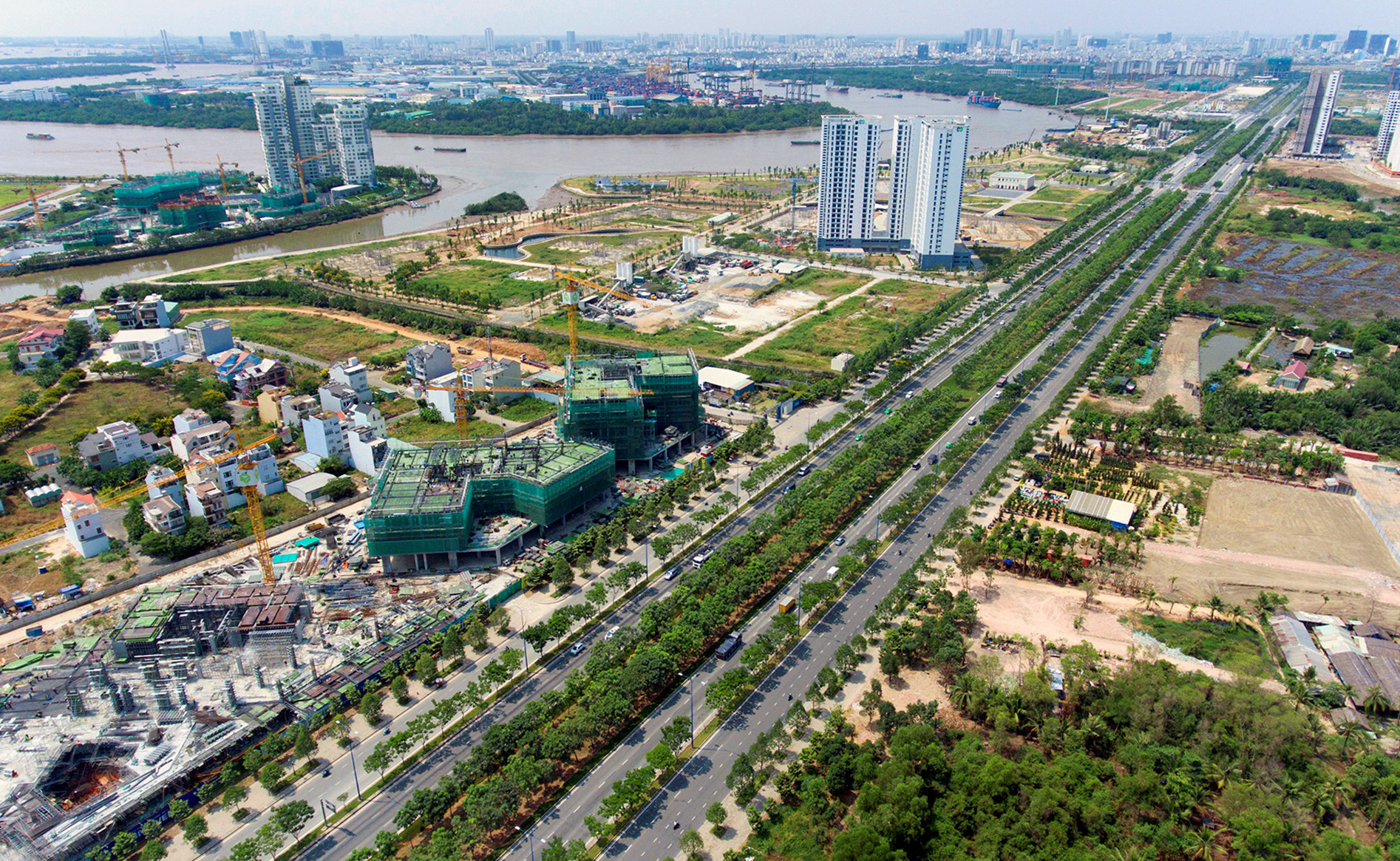 Sóng bất động sản khu đông Sài Gòn – Cơ hội cho những nhà đầu tư
