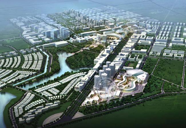 Dự án Tokyu Bình Dương Garden City