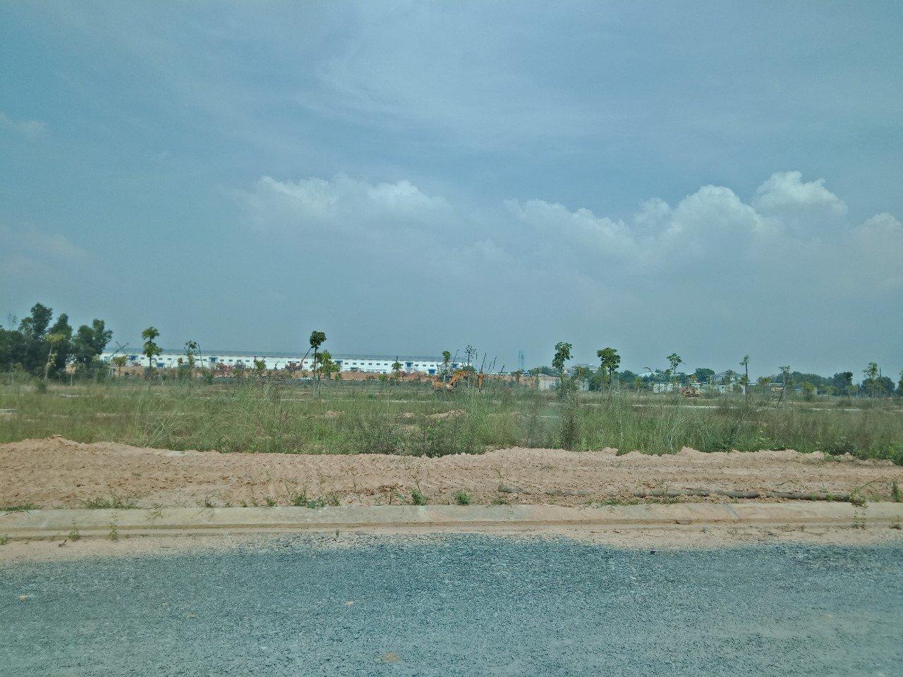 bán đất full thổ cư, Bàu Bàng-Bình Dương, chỉ 740 triệu.